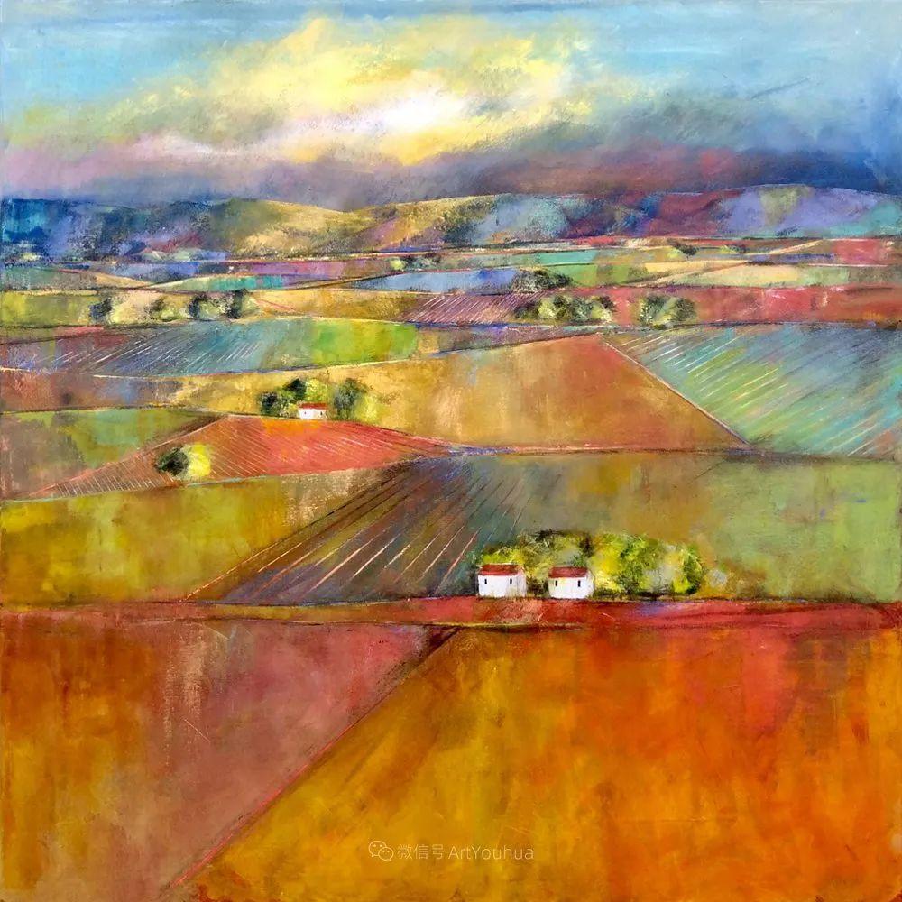 风景篇,南非女艺术家达琳·梅林作品选(中)插图31