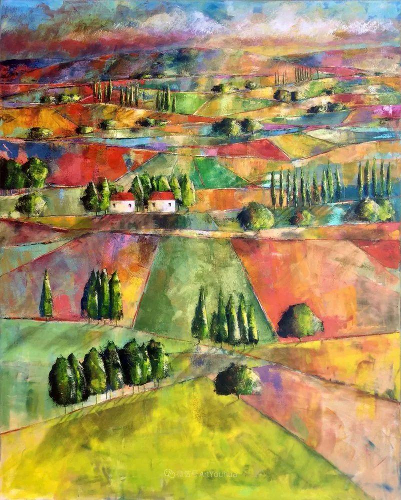 风景篇,南非女艺术家达琳·梅林作品选(中)插图33
