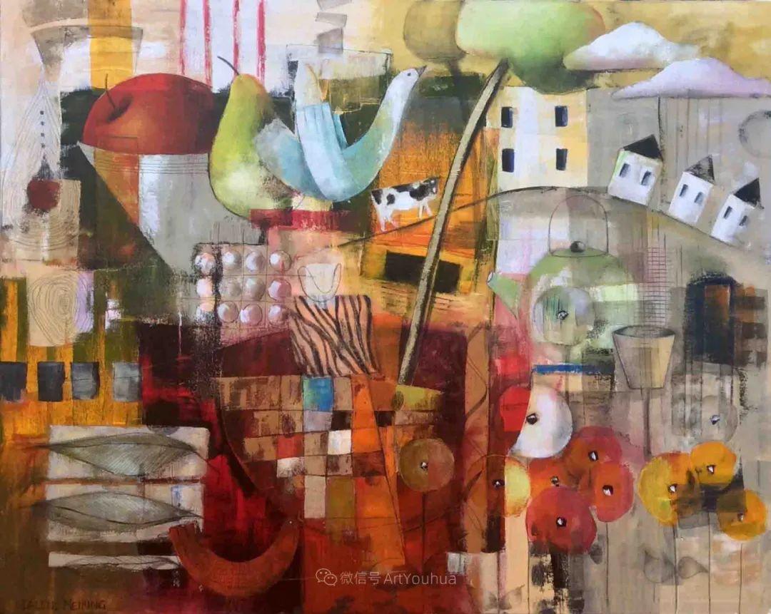 风景篇,南非女艺术家达琳·梅林作品选(中)插图37