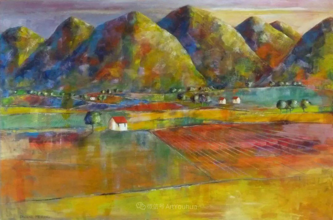 风景篇,南非女艺术家达琳·梅林作品选(中)插图45