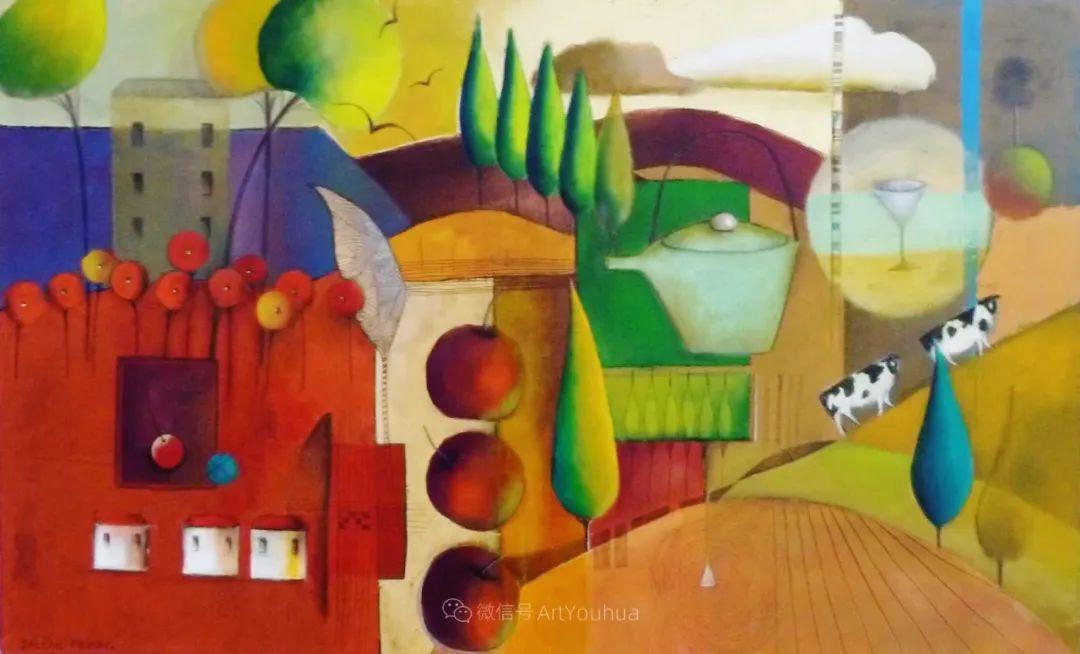 风景篇,南非女艺术家达琳·梅林作品选(中)插图47