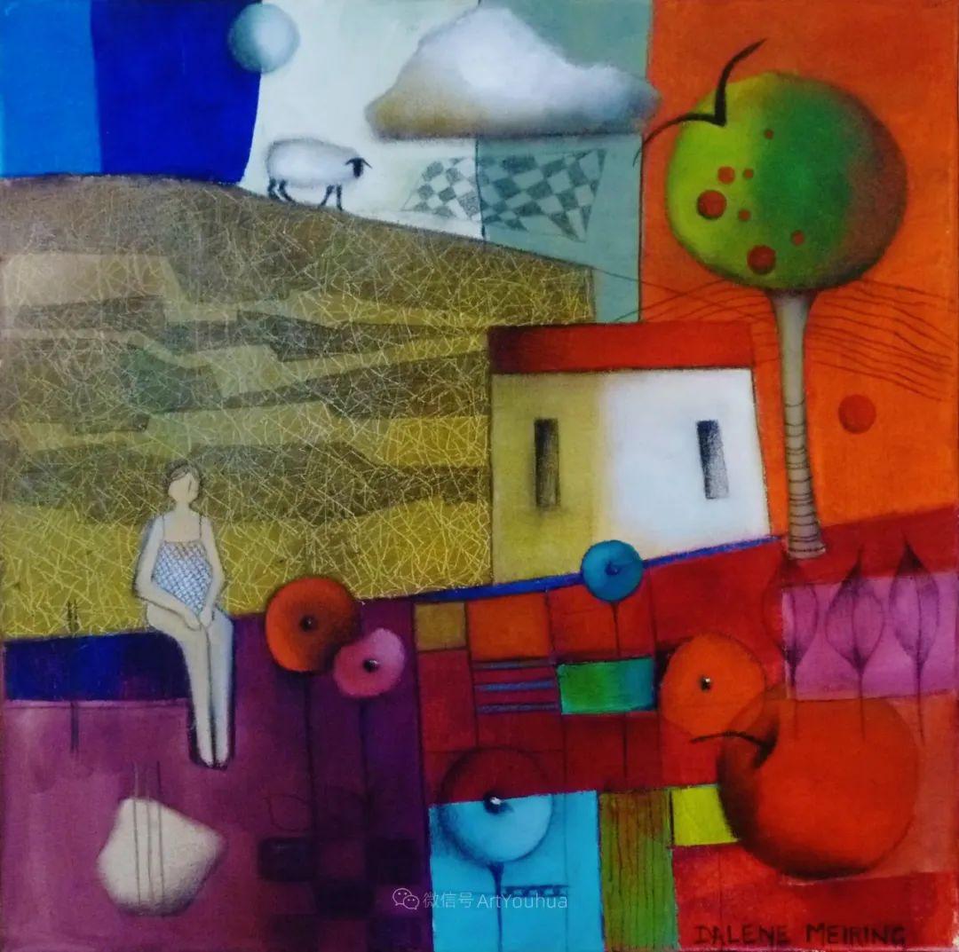 风景篇,南非女艺术家达琳·梅林作品选(中)插图49