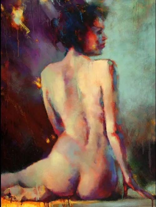 色彩表现浑然天成,她画出了心中的睡莲!德国艺术家唐娜·杨插图99