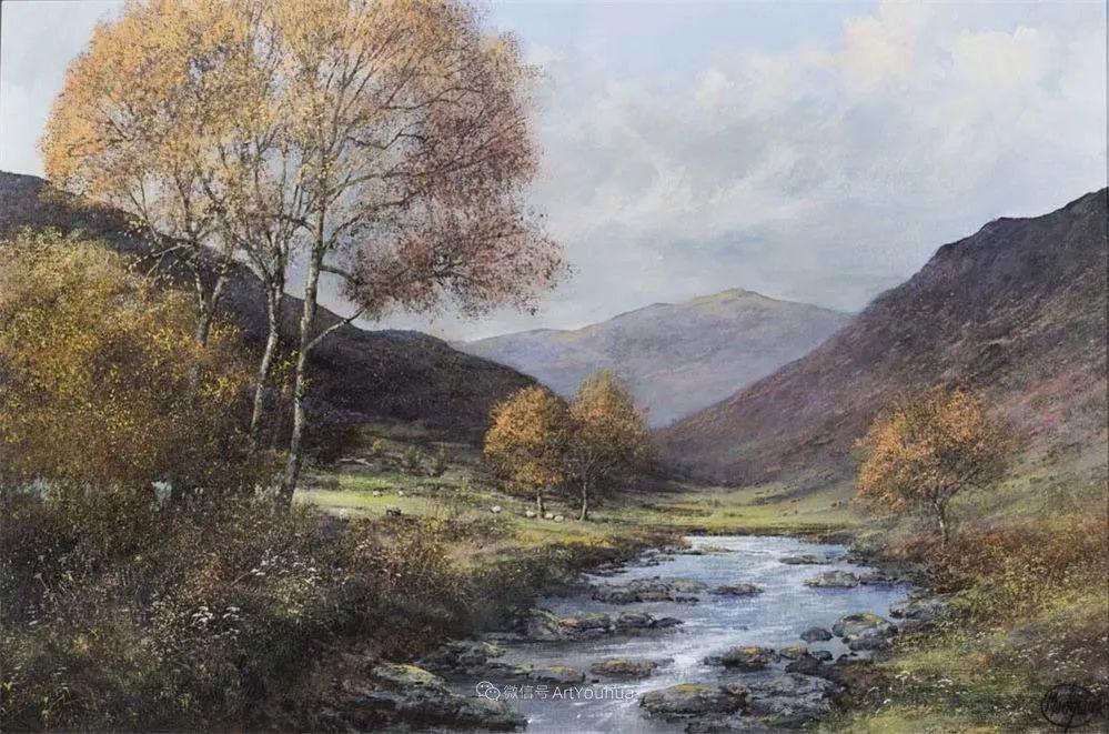 写实田园风光,英国艺术家Clive Madgwick作品二插图9