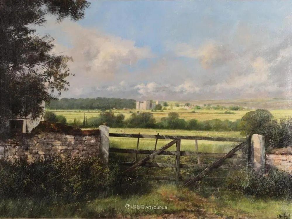 写实田园风光,英国艺术家Clive Madgwick作品二插图61