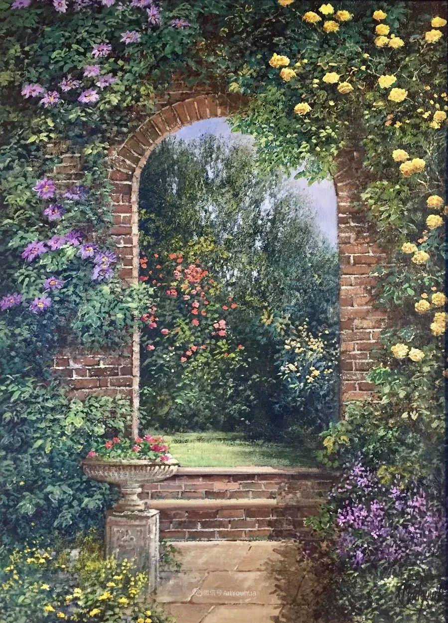 写实田园风光,英国艺术家Clive Madgwick作品二插图67