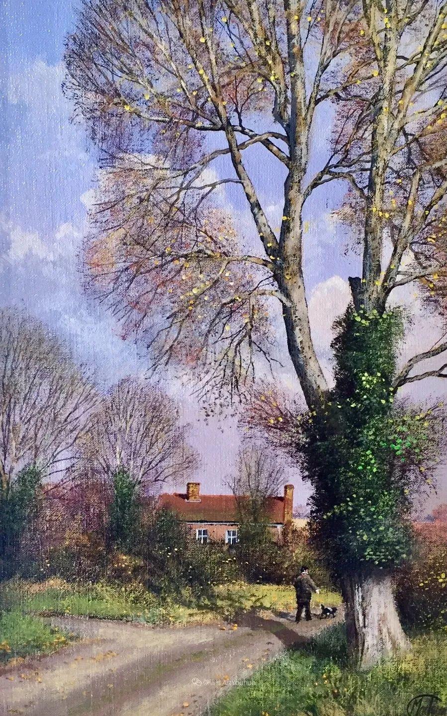 写实田园风光,英国艺术家Clive Madgwick作品二插图77