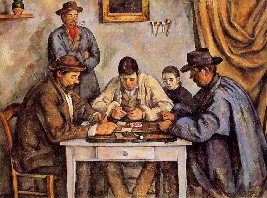 """为什么不是梵高,而是塞尚被称为""""现代绘画之父""""呢?插图14"""