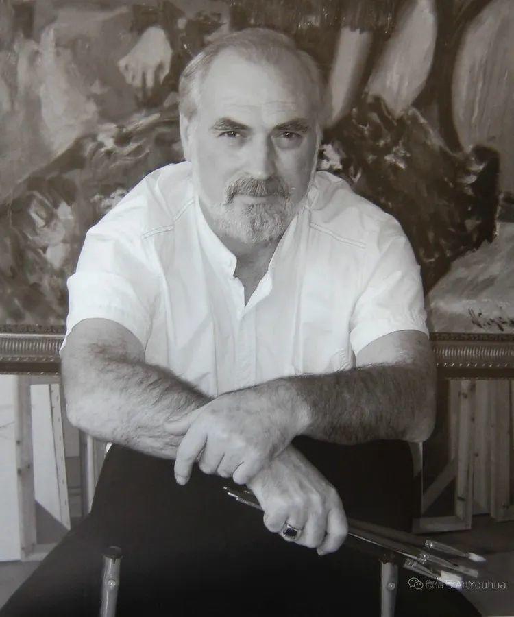 """他是乌克兰著名绘画大师,还是""""中国通"""",米哈伊尔·顾依达插图1"""