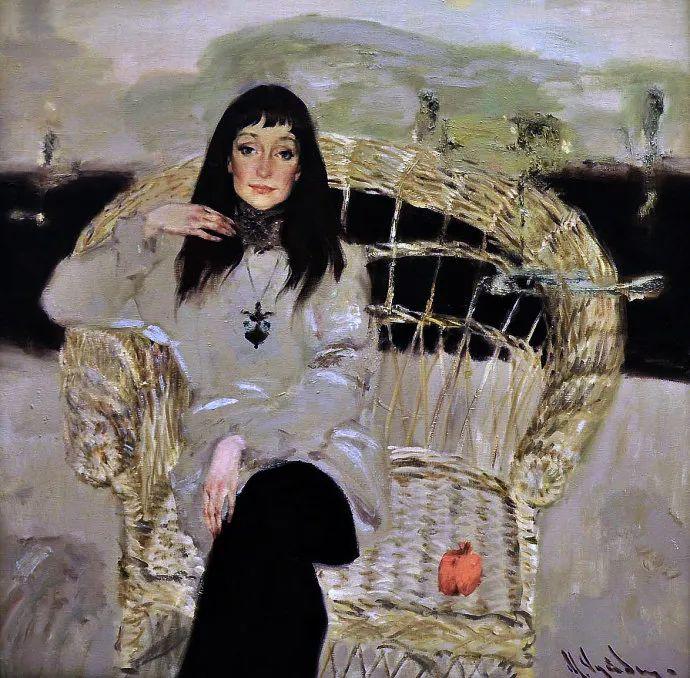 """他是乌克兰著名绘画大师,还是""""中国通"""",米哈伊尔·顾依达插图5"""