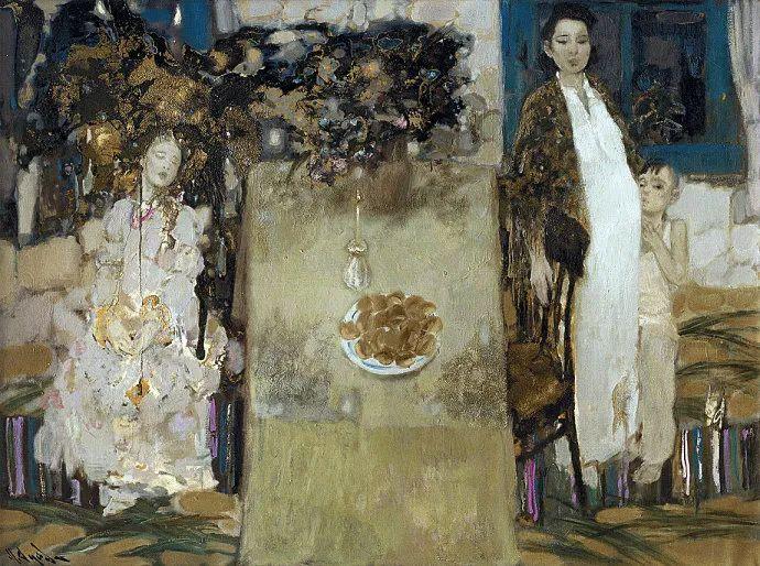 """他是乌克兰著名绘画大师,还是""""中国通"""",米哈伊尔·顾依达插图7"""