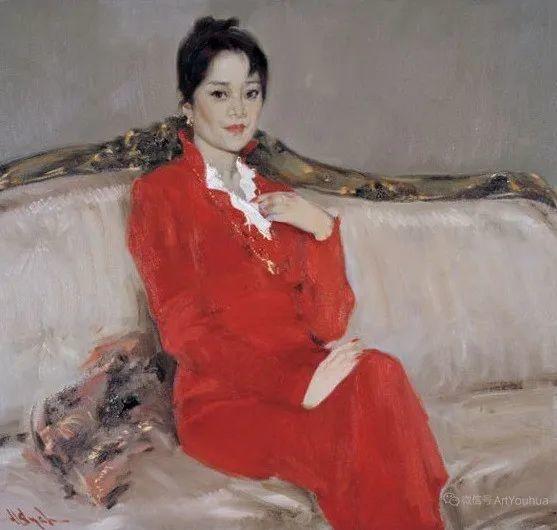 """他是乌克兰著名绘画大师,还是""""中国通"""",米哈伊尔·顾依达插图9"""