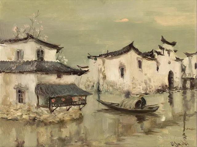 """他是乌克兰著名绘画大师,还是""""中国通"""",米哈伊尔·顾依达插图11"""
