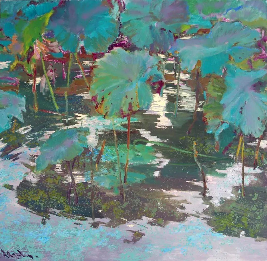 """他是乌克兰著名绘画大师,还是""""中国通"""",米哈伊尔·顾依达插图15"""