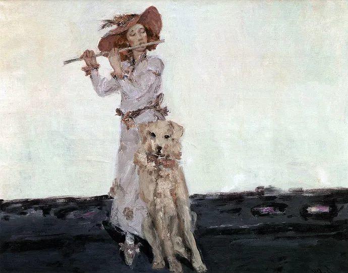 """他是乌克兰著名绘画大师,还是""""中国通"""",米哈伊尔·顾依达插图17"""