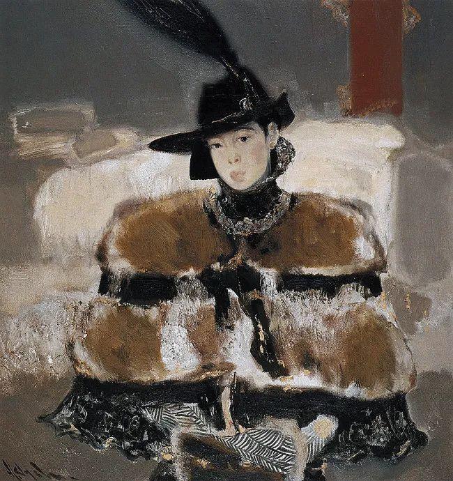 """他是乌克兰著名绘画大师,还是""""中国通"""",米哈伊尔·顾依达插图19"""