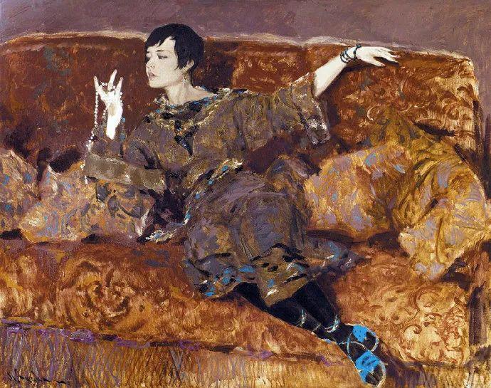 """他是乌克兰著名绘画大师,还是""""中国通"""",米哈伊尔·顾依达插图21"""