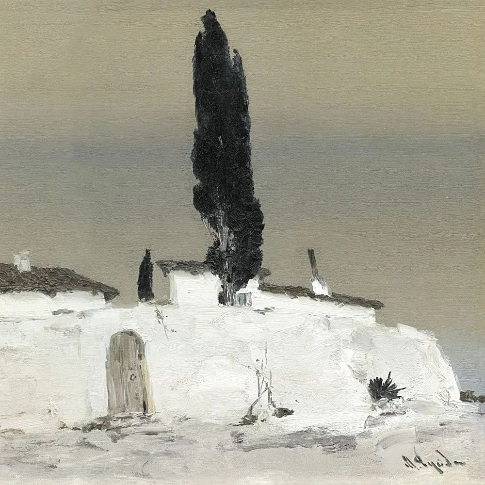 """他是乌克兰著名绘画大师,还是""""中国通"""",米哈伊尔·顾依达插图37"""