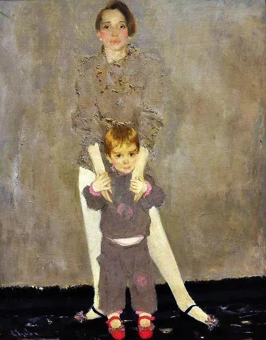 """他是乌克兰著名绘画大师,还是""""中国通"""",米哈伊尔·顾依达插图43"""