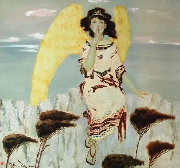 """他是乌克兰著名绘画大师,还是""""中国通"""",米哈伊尔·顾依达插图51"""