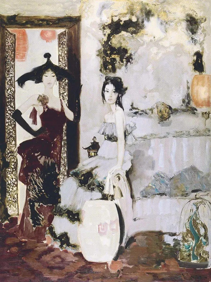 """他是乌克兰著名绘画大师,还是""""中国通"""",米哈伊尔·顾依达插图53"""