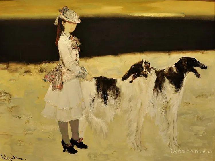 """他是乌克兰著名绘画大师,还是""""中国通"""",米哈伊尔·顾依达插图57"""