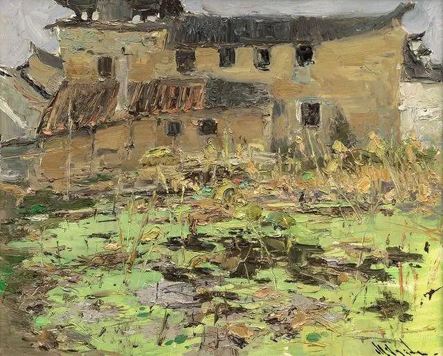 """他是乌克兰著名绘画大师,还是""""中国通"""",米哈伊尔·顾依达插图63"""