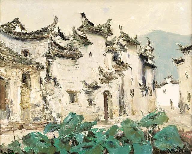 """他是乌克兰著名绘画大师,还是""""中国通"""",米哈伊尔·顾依达插图67"""