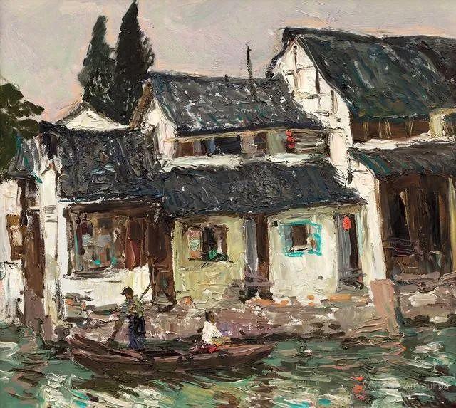 """他是乌克兰著名绘画大师,还是""""中国通"""",米哈伊尔·顾依达插图69"""