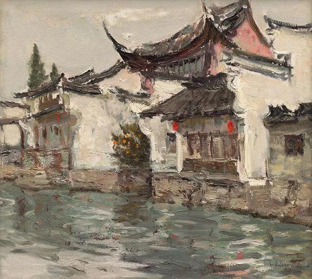 """他是乌克兰著名绘画大师,还是""""中国通"""",米哈伊尔·顾依达插图71"""