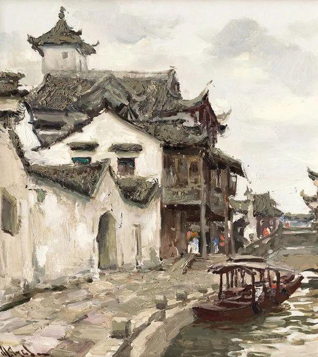 """他是乌克兰著名绘画大师,还是""""中国通"""",米哈伊尔·顾依达插图75"""