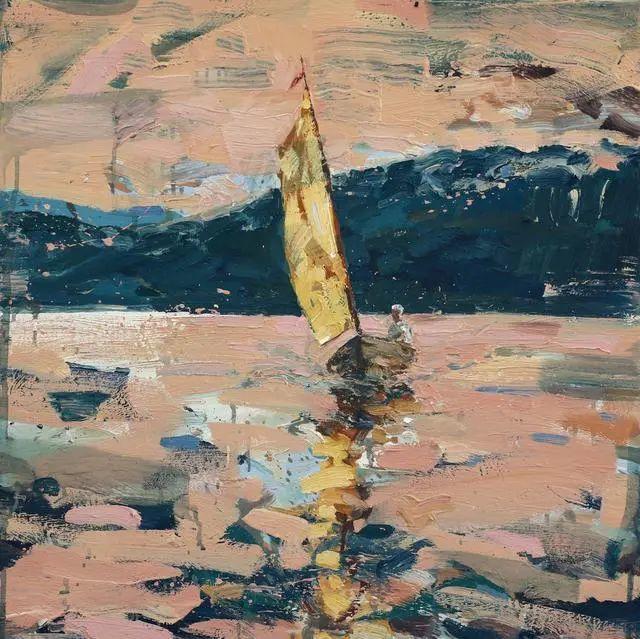 他既是画家又是作家,挪威托尔·阿恩·摩恩插图1
