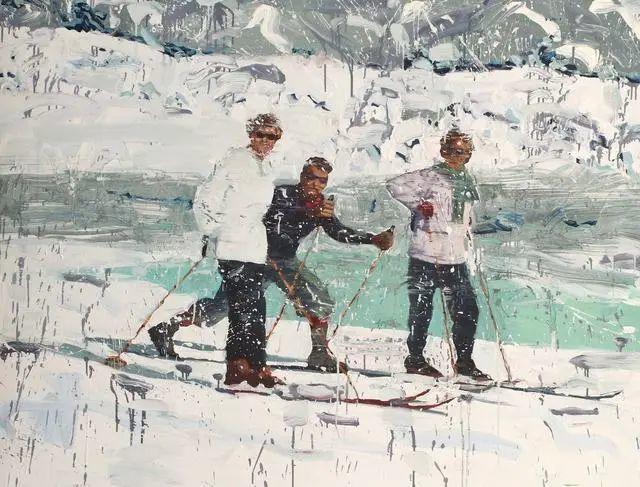 他既是画家又是作家,挪威托尔·阿恩·摩恩插图9