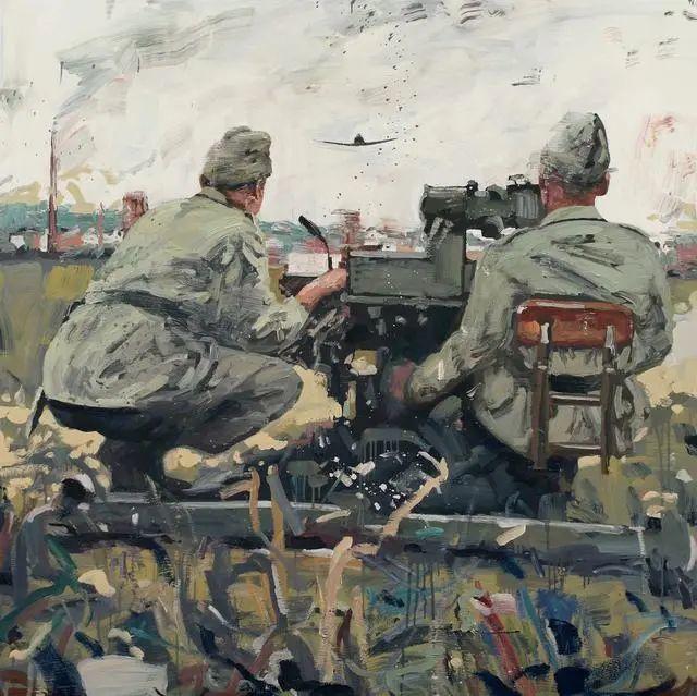 他既是画家又是作家,挪威托尔·阿恩·摩恩插图11