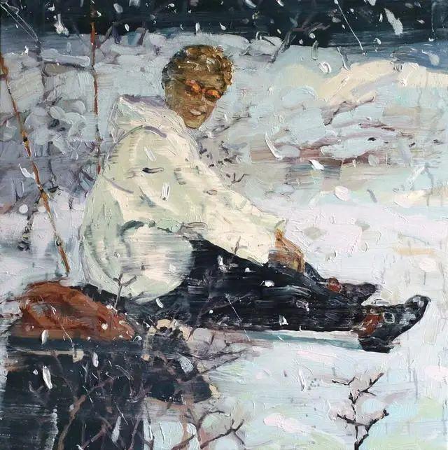 他既是画家又是作家,挪威托尔·阿恩·摩恩插图13