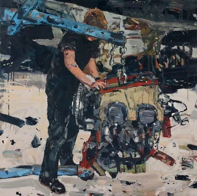 他既是画家又是作家,挪威托尔·阿恩·摩恩插图17