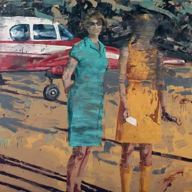 他既是画家又是作家,挪威托尔·阿恩·摩恩插图23