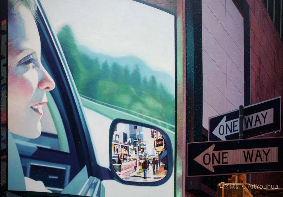 咋看以为是照片,原来是手绘,太牛了!英国艺术家内森·沃尔什插图29