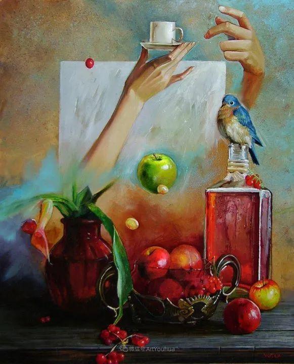 超现实主义,保加利亚艺术家米罗斯拉夫·约托夫插图3