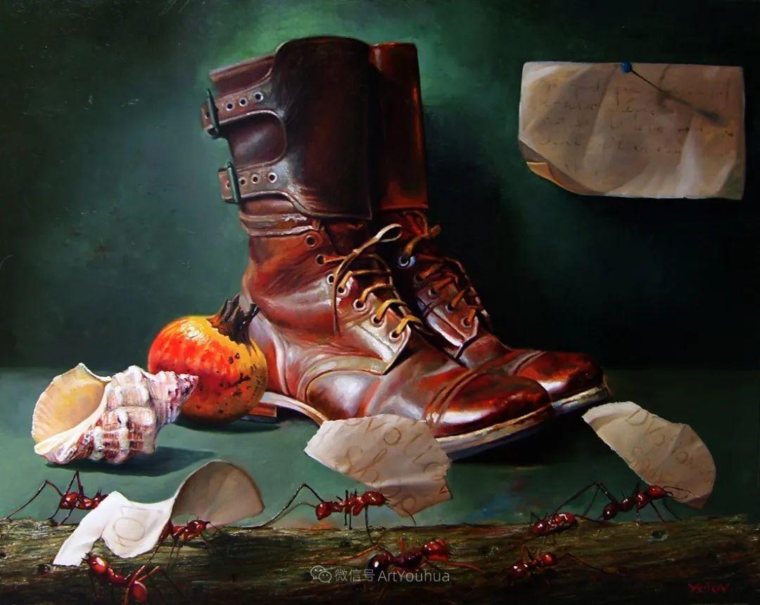 超现实主义,保加利亚艺术家米罗斯拉夫·约托夫插图9