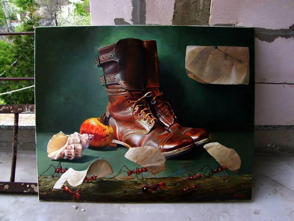 超现实主义,保加利亚艺术家米罗斯拉夫·约托夫插图10
