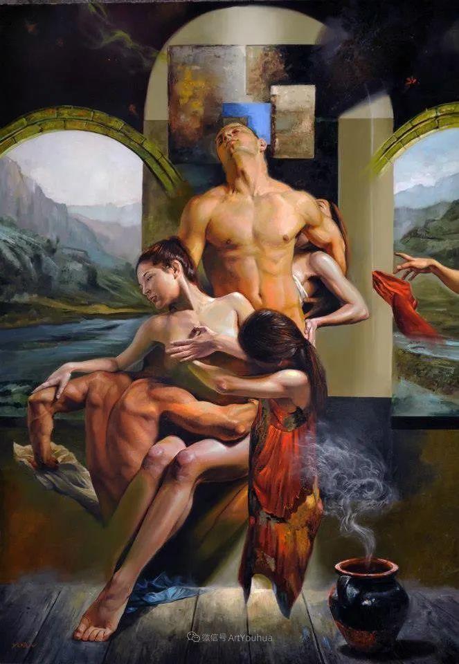 超现实主义,保加利亚艺术家米罗斯拉夫·约托夫插图11