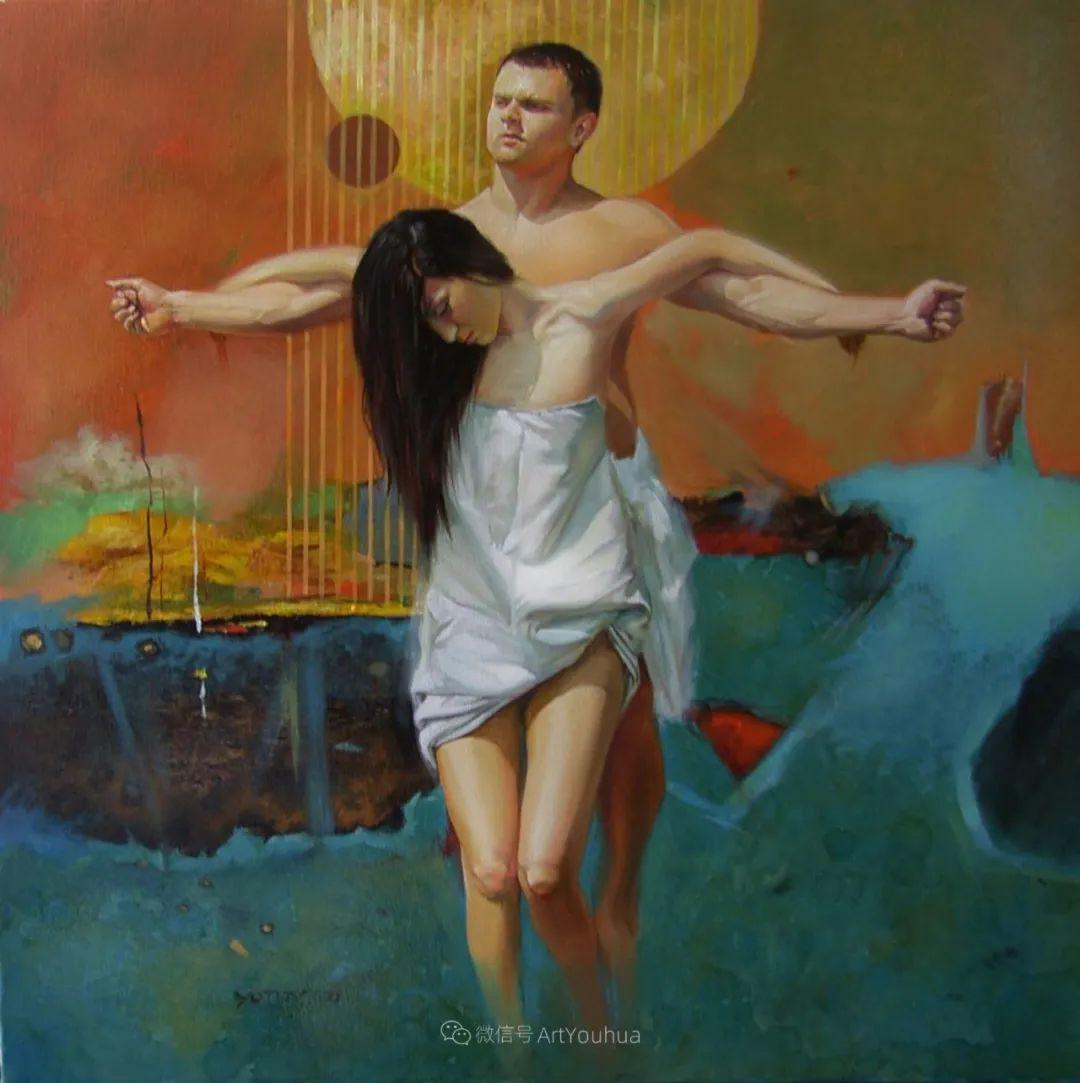 超现实主义,保加利亚艺术家米罗斯拉夫·约托夫插图13