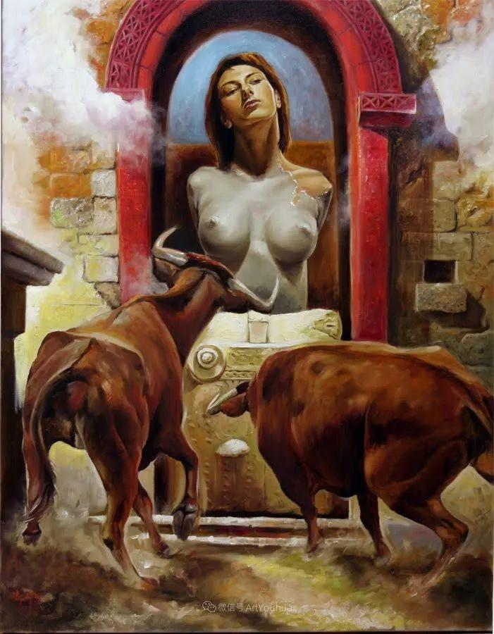 超现实主义,保加利亚艺术家米罗斯拉夫·约托夫插图18