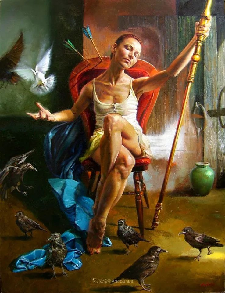 超现实主义,保加利亚艺术家米罗斯拉夫·约托夫插图19