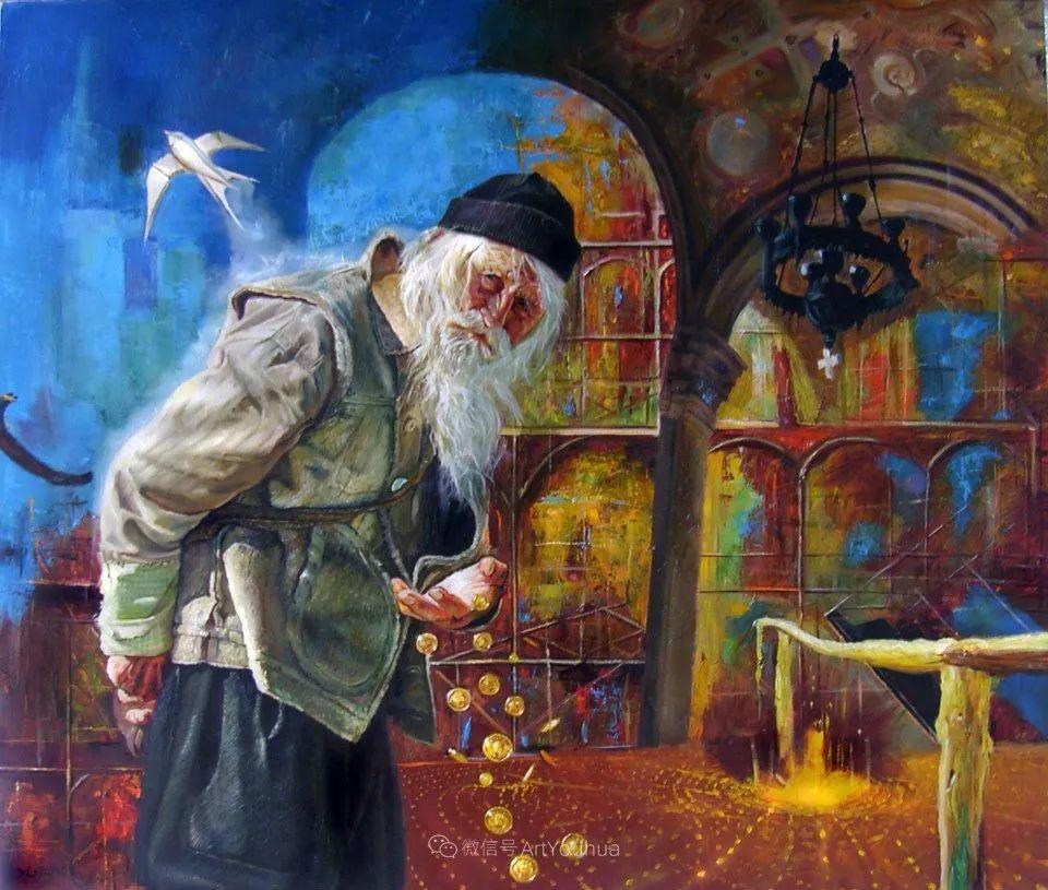 超现实主义,保加利亚艺术家米罗斯拉夫·约托夫插图21