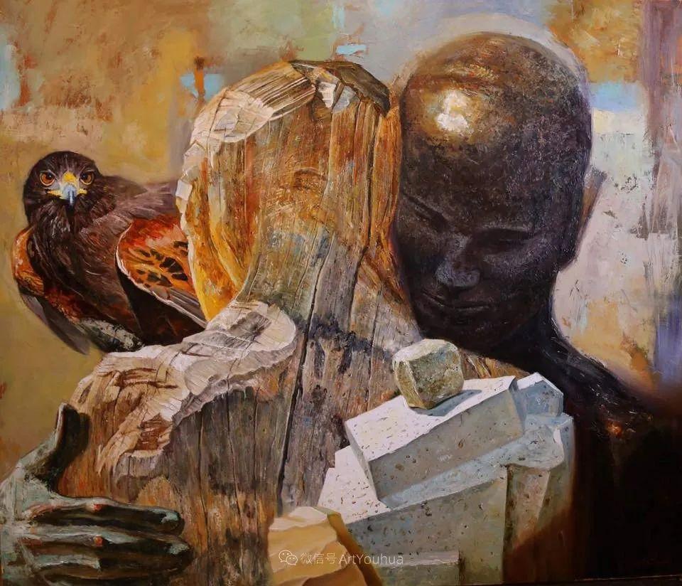 超现实主义,保加利亚艺术家米罗斯拉夫·约托夫插图24