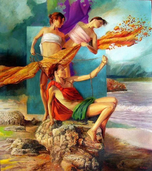 超现实主义,保加利亚艺术家米罗斯拉夫·约托夫插图26