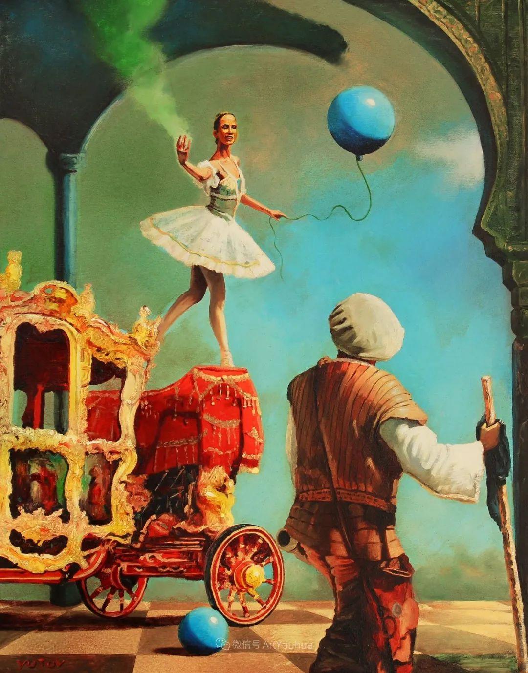 超现实主义,保加利亚艺术家米罗斯拉夫·约托夫插图29