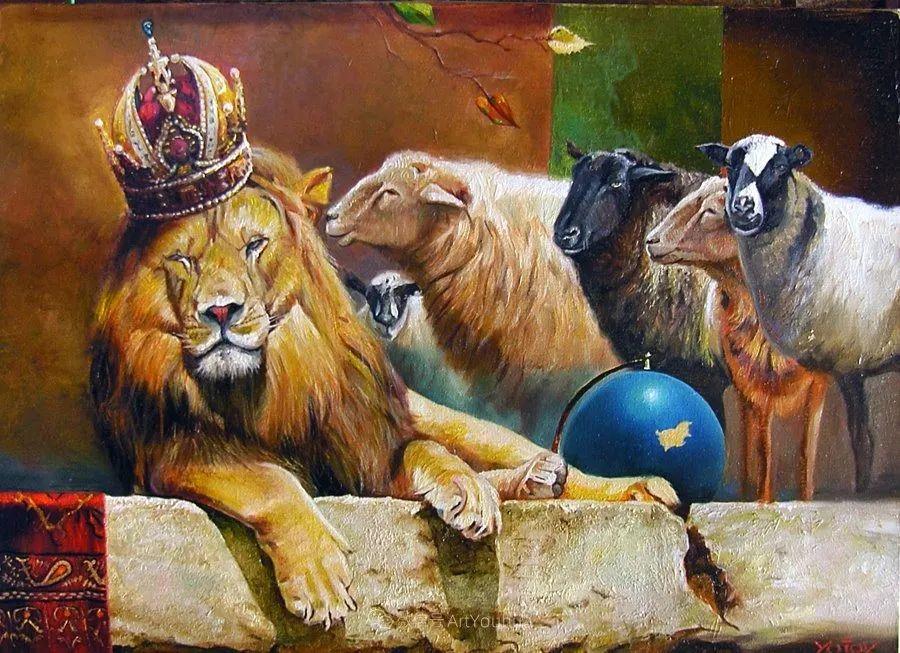 超现实主义,保加利亚艺术家米罗斯拉夫·约托夫插图32